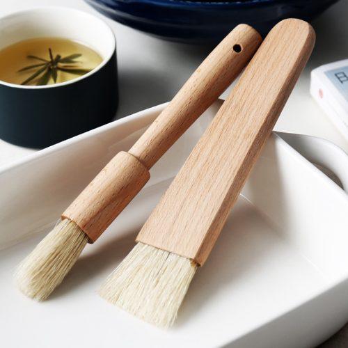 Natural Wood Pastry Brush