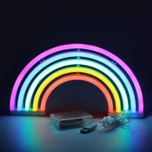 Rainbow Neon Sign LED Light