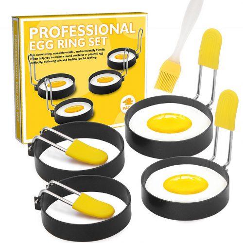 Professional Egg Fryer Ring