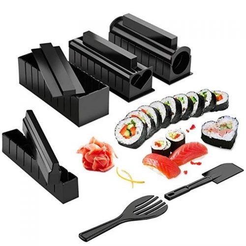 Sushi Maker - 8 Shapes Tool Set