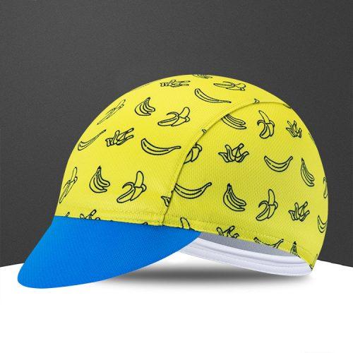 Cycling Cap - Banana