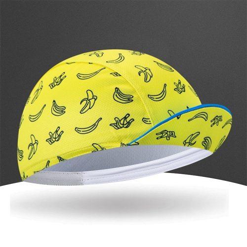 Cycling Cap – Banana