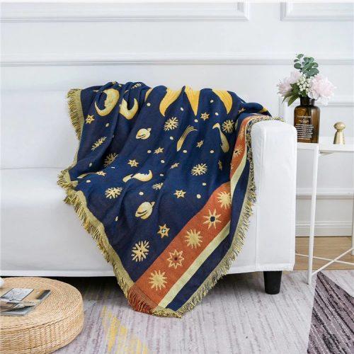 Celestial Throw Blanket