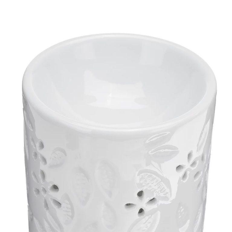 Ceramic Electric Oil Burner - Floral
