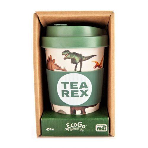 EcoGo Bamboo Cup - Dino