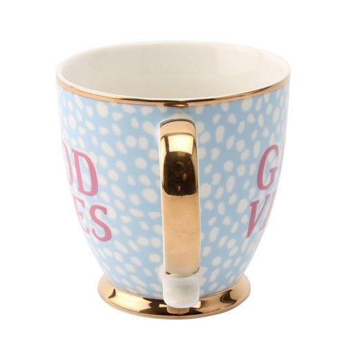 Sweet Tooth Good Vibes Ceramic Mug