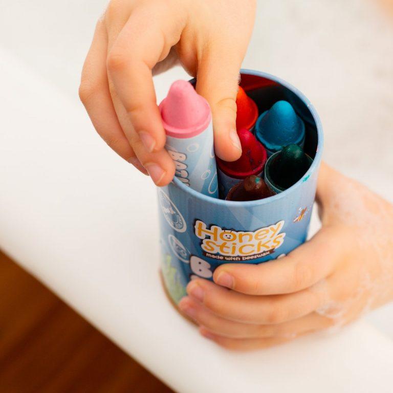 Honeysticks Bath Crayons (7 Pk)
