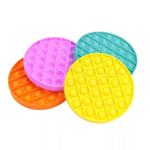 Pop It Bubble Fidget Toy - Circle