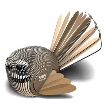 EUGY2 Fantail 3D Cardboard Model