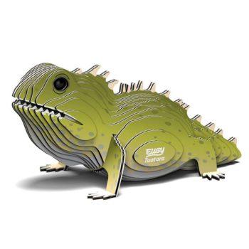 EUGY2 Tuatara 3D Cardboard Model