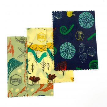 Honeywrap - Three Pack