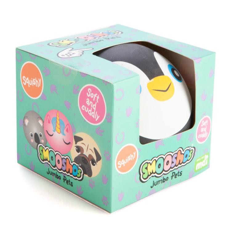 Smoosho's Jumbo Penguin Ball