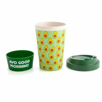 Eco-to-Go Bamboo Cup - Avocado
