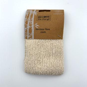 Bamboo Fibre Face Towel