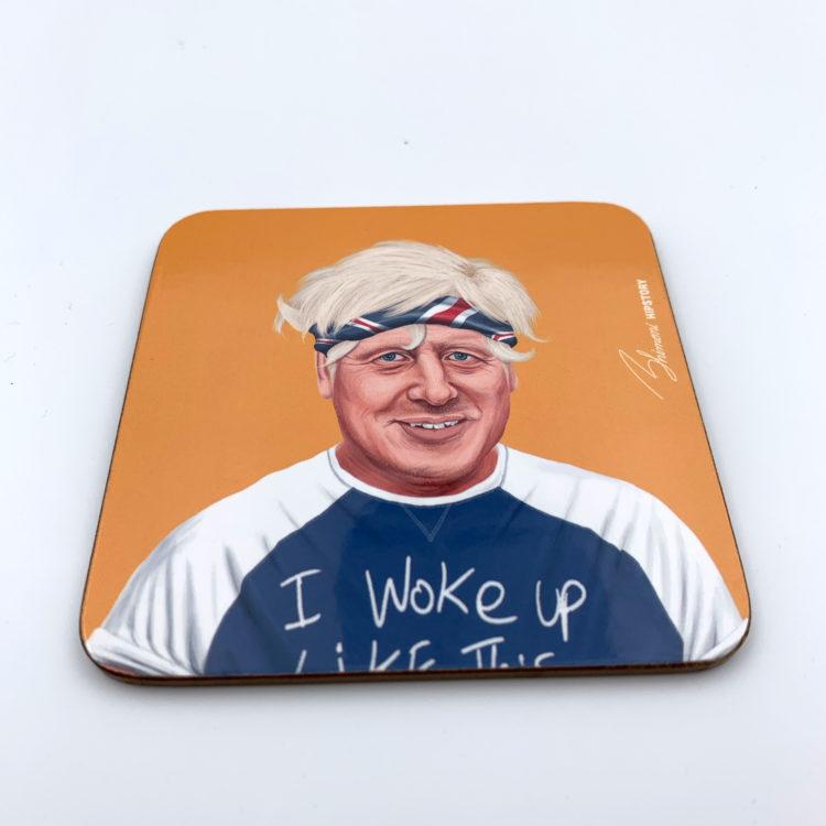 Coaster - Boris Johnson