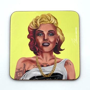 Coaster – Marilyn Monroe