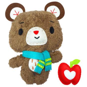 Sewing Animal DIY Kit - Teddy