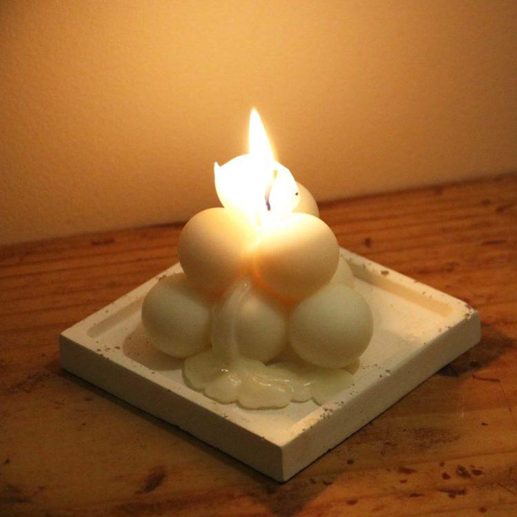 Bubble Dream Candle