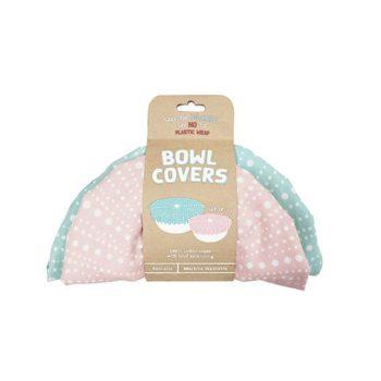 Bowl Covers (set of 2) - Kina